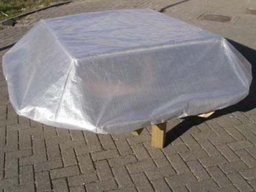 Afdekhoes picknicktafel op maat houten picknicktafels for Afdekhoes tafel
